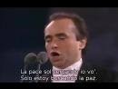 Josep Carreras - È la solita storia de L'Arlesiana de Cilea (subtítulos español e italiano)