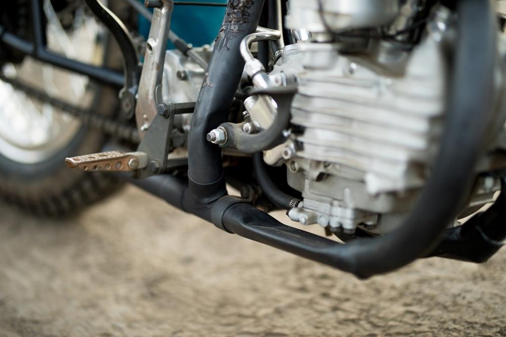Флэт-трекер Harley-Davidson WLA
