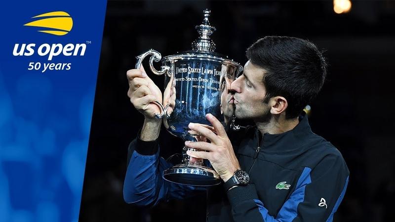 US Open - 2018 (финал) ДЖОКОВИЧ – ДЕЛЬ ПОТРО (highlights)
