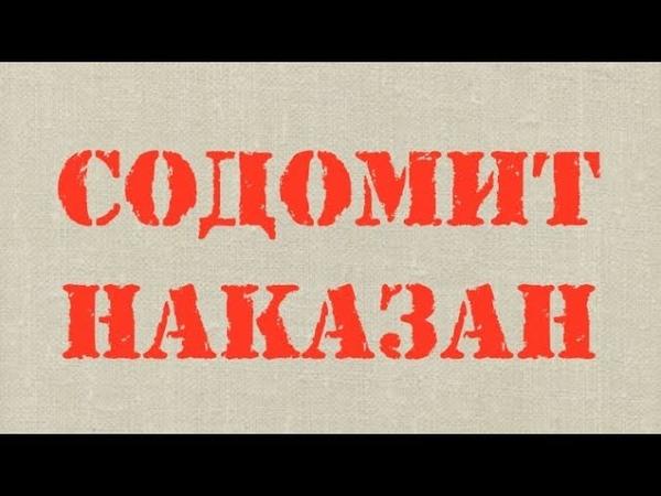 Игумен-содомит наказан!