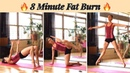 8 MINUTE FAT BURN | No Equipment Needed