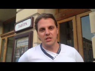 Иван Ожогин, российский (и не только) Кролок, о мюзикле