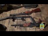 В Ногинске полицейские задержали подозреваемых в сбыте и хранении арсенала оружия