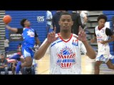 Pangos Day 1 Cassius Stanley GAME WINNER! PJ Fuller, Josh Christopher, Zaire Wade, Kyree Walker