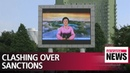 N. Korea says it won't give in to international sanctions and pressure