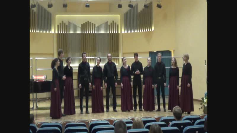 Вокально хоровой ансамбль Uno solo spirito