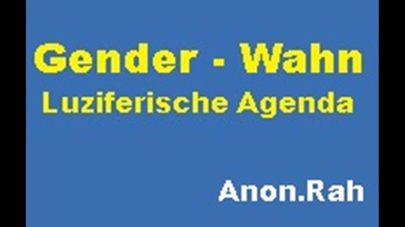 Gender-Mainstreaming oder nur Irrsinn ?