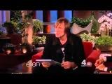 The Ellen Show- Jim Carrey, Christina Bianco, Nick Cannon  -  Ellie Kemper full 23 september 2013