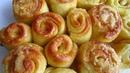 ОСИНОЕ ГНЕЗДО - Булочки печёные в молоке/Вкусные, влажные, сладкие и нежные!