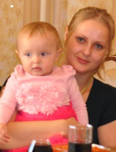 Оксана Захаренкова, 8 октября 1986, Челябинск, id45098751