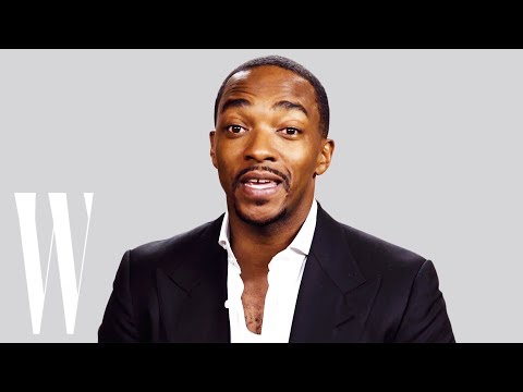 Anthony Mackie Didnt Hide His New Orleans Accent During His Juilliard School Audition   W Magazine