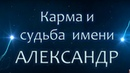 КАРМА ИМЕНИ АЛЕКСАНДР ИМЕНА ОПРЕДЕЛЯЮЩИЕ СУДЬБУ