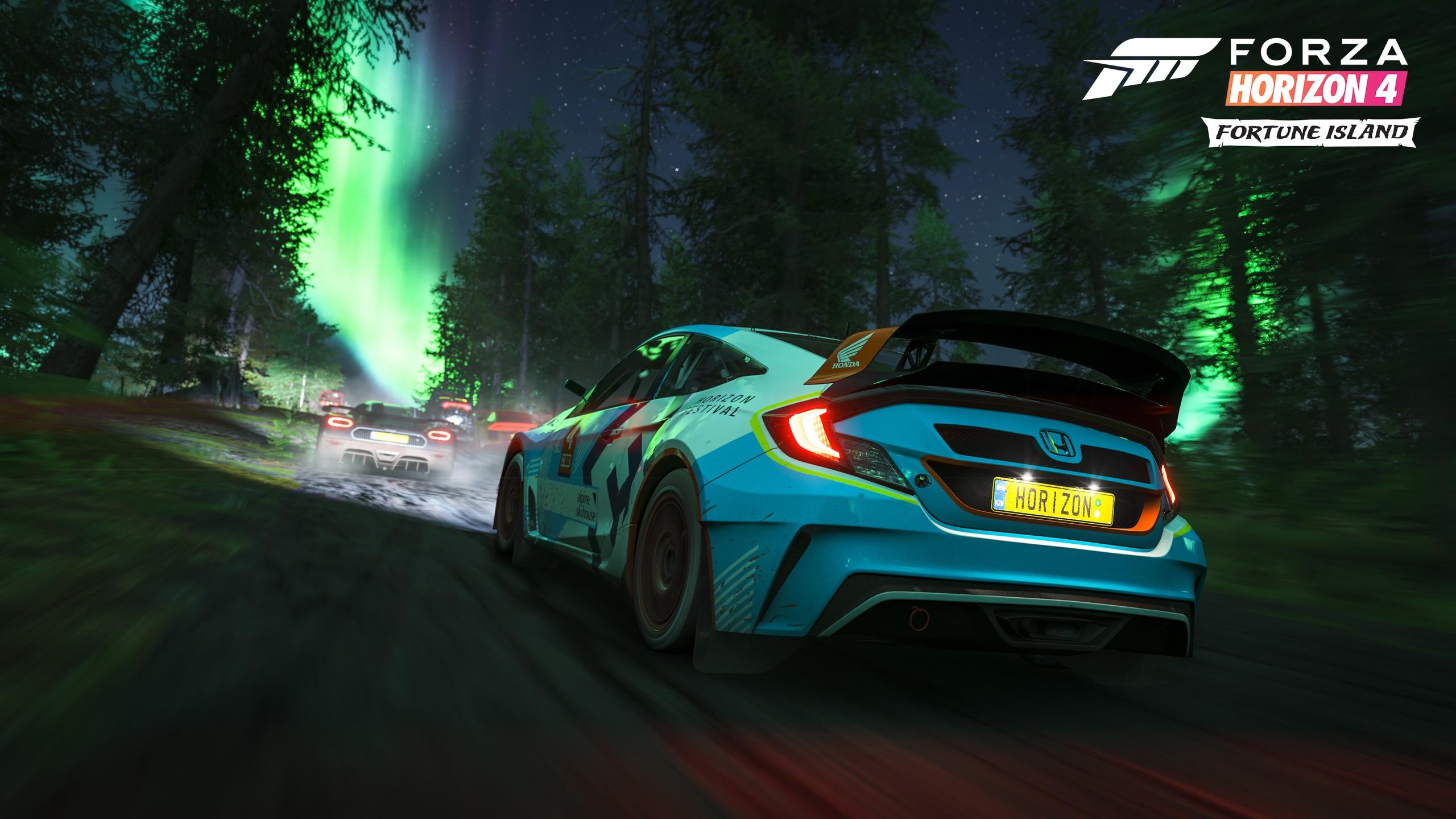 Новый трейлер и скриншоты Forza Horizon 4 – Fortune Island