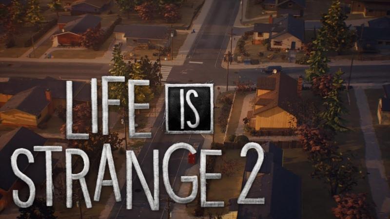 Life is Strange 2 - ВОТ ЭТО ПОВОРОТ! 1 [ПРОХОЖДЕНИЕ]