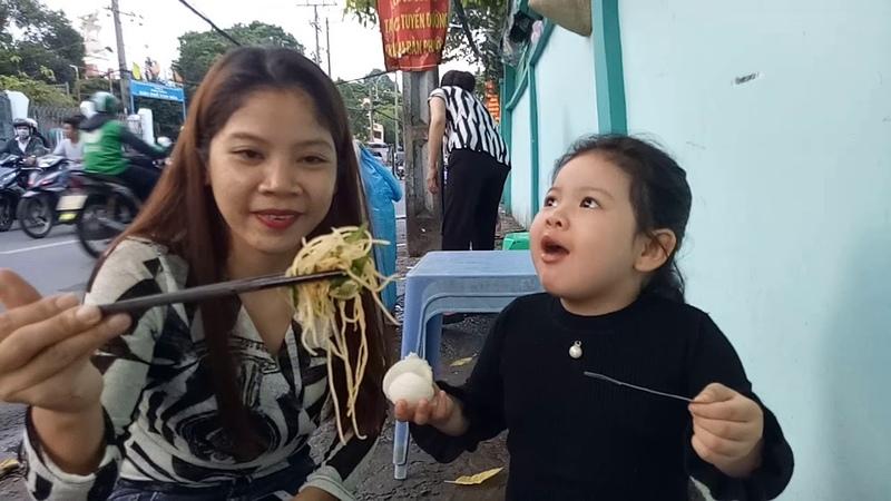 Gia Đình Vui Vẻ - Há Cảo - Gỏi Khô Bò - Sắp Sắp Sài Gòn - Món Ngon Mỗi Ngày