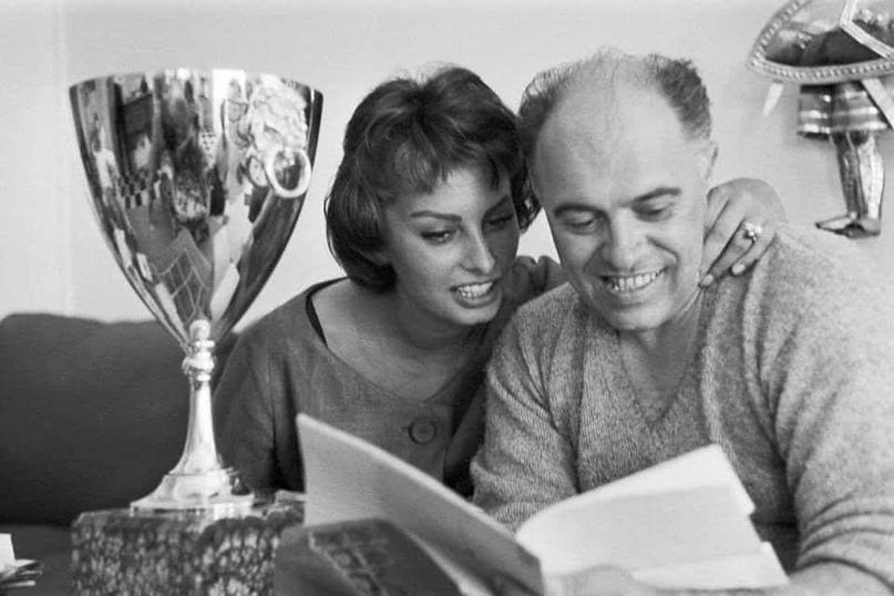 Великие Истории Любви: Софи Лорен и Карло Понти