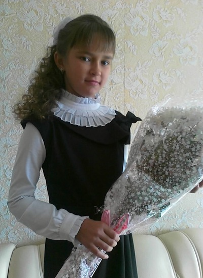 Алина Варик, 29 июля , Красноярск, id117420581