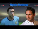 Изменение Фрэнка Лэмпарда с FIFA 07 до 15 | Lampard from FIFA 07 to 15 (Face Rotation and Stats)