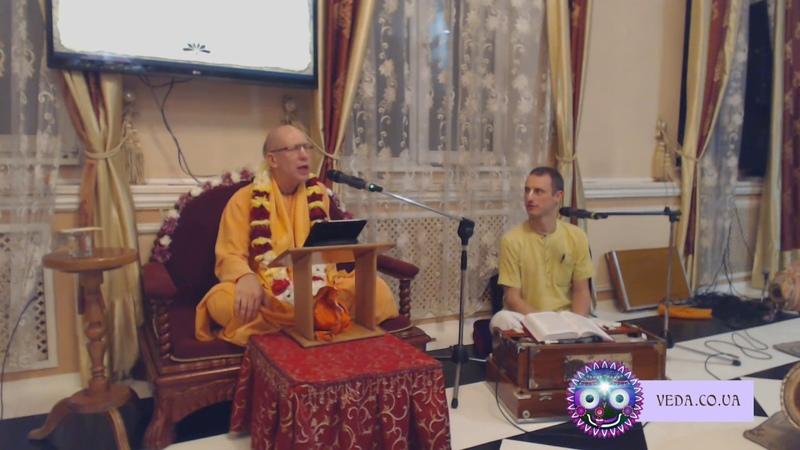 Бхакти Вайбхава Свами - БГ 3.4 Настоящее знание