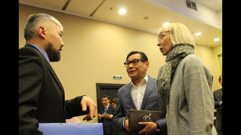 Иркутск Учредительная конференция ассоциации КФХ Иркутской области