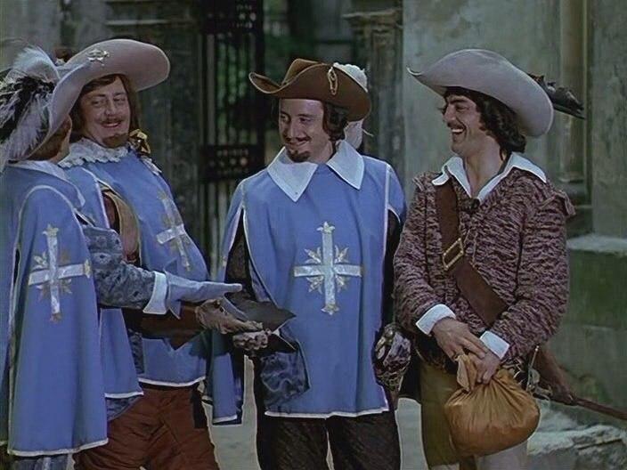Три мушкетера (Александр Дюма)