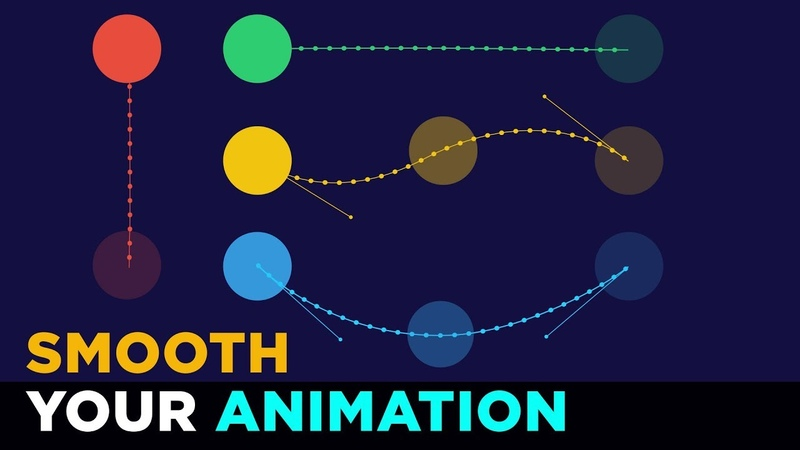 How to Make Smooth Keyframes in After Effects Tutorials