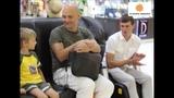 Александр Малко о масажной подушке Веллаи