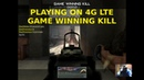 Gaming on 4G LTE Netgear Modem BlazingHog com up to 150Mbps low pings victory Like a Boss Call of Du