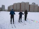 «Лыжные гонки 2018»