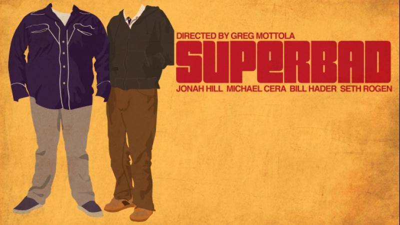 609: SuperПерцы / Superbad / 2007 / Грег Моттола (Трейлер)