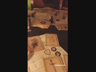 Instagram Stories Ванессы Морган