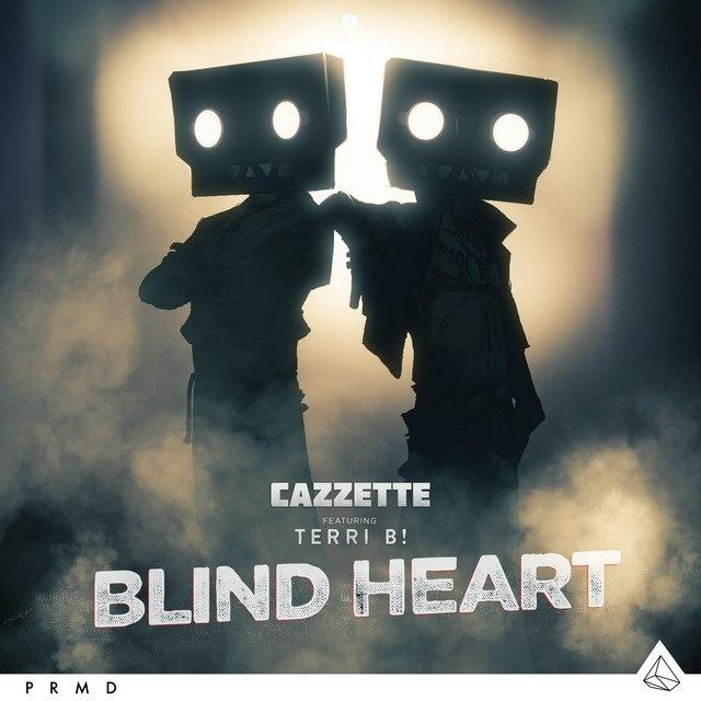 Cazzette - Blind Heart (feat. Terri B!)