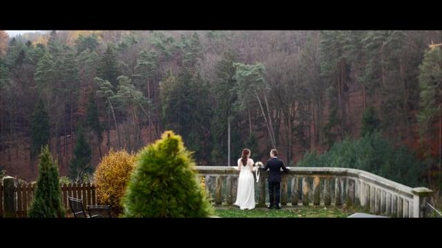 Hruba Skala castle Wedding.
