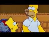 Симпсоны Сезон 1 / Серия 12 - Красти Арестован / Krusty Gets Busted