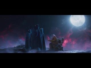 Все сцены после титров - Стражи Галактики 2