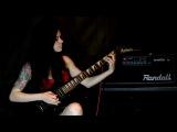 Pantera - The Sleep (solo cover)