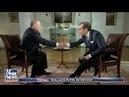 16.07.2018 / Интервью Владимира Путина телеканалу Fox News