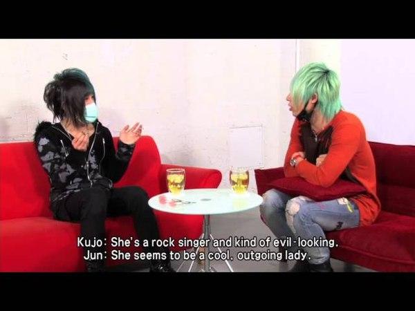 [Web] Junkos Room Vol.6 Guest Kujo Takemasa (from Kiryu) Part.1