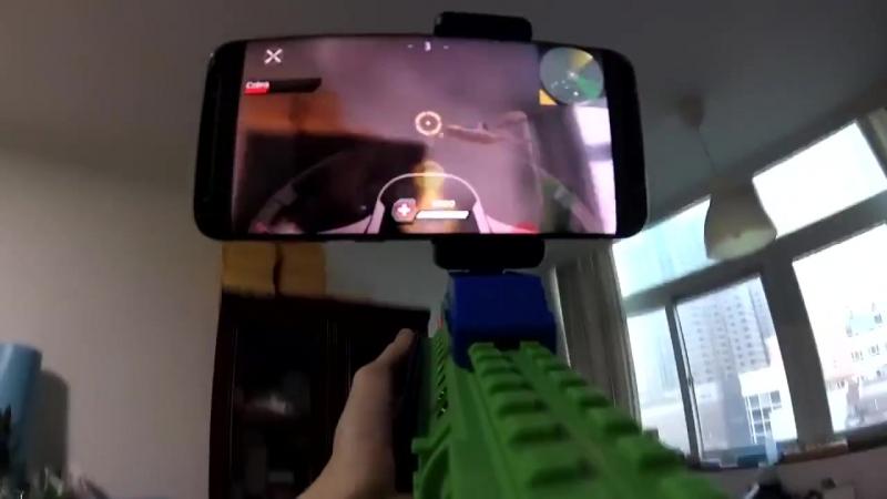 Ar Gun - пистолет виртуальной реальности