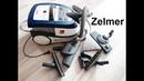 Моющий пылесос Zelmer Aquawelt 919 Зелмер ОТЗЫВ ОБЗОР насадок