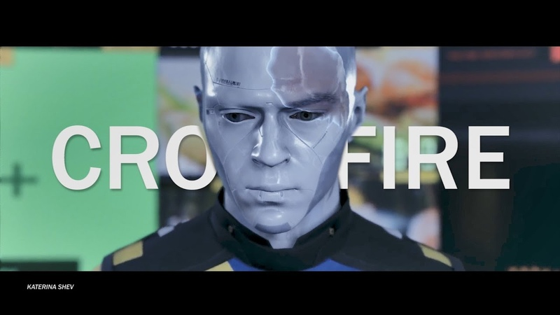 Detroit: become human | crossfire