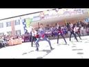 Flashmod 2018dance Последний звонок флешмоб бомба Кыргызстан г Каракол шг 3