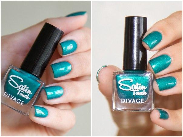 Divage Satin Touch 07 nail polish