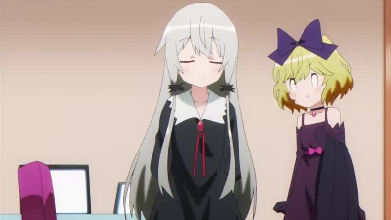 По соседству с госпожой Вампиром 6 / Tonari no Kyuuketsuki-san 06 серия HD