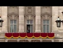 Royal flypast and First Public Appearance of Princess Charlotte Trooping The Colour 2016