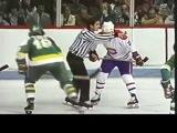 1980-Stanley Cup Quarter Finals - North Stars vs Canadiens