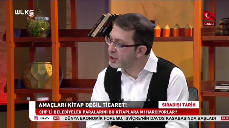 Mehmet Çelik Hiç kimse Atatürk'ü kullanmamalı ¦ Sıradışı Tarih ¦ 22 Ocak 2019 ¦