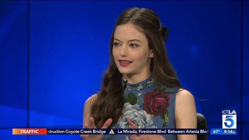 """Mackenzie Foy Spills on her Famous Co-Stars in """"The Nutcracker and the Four Realms"""""""