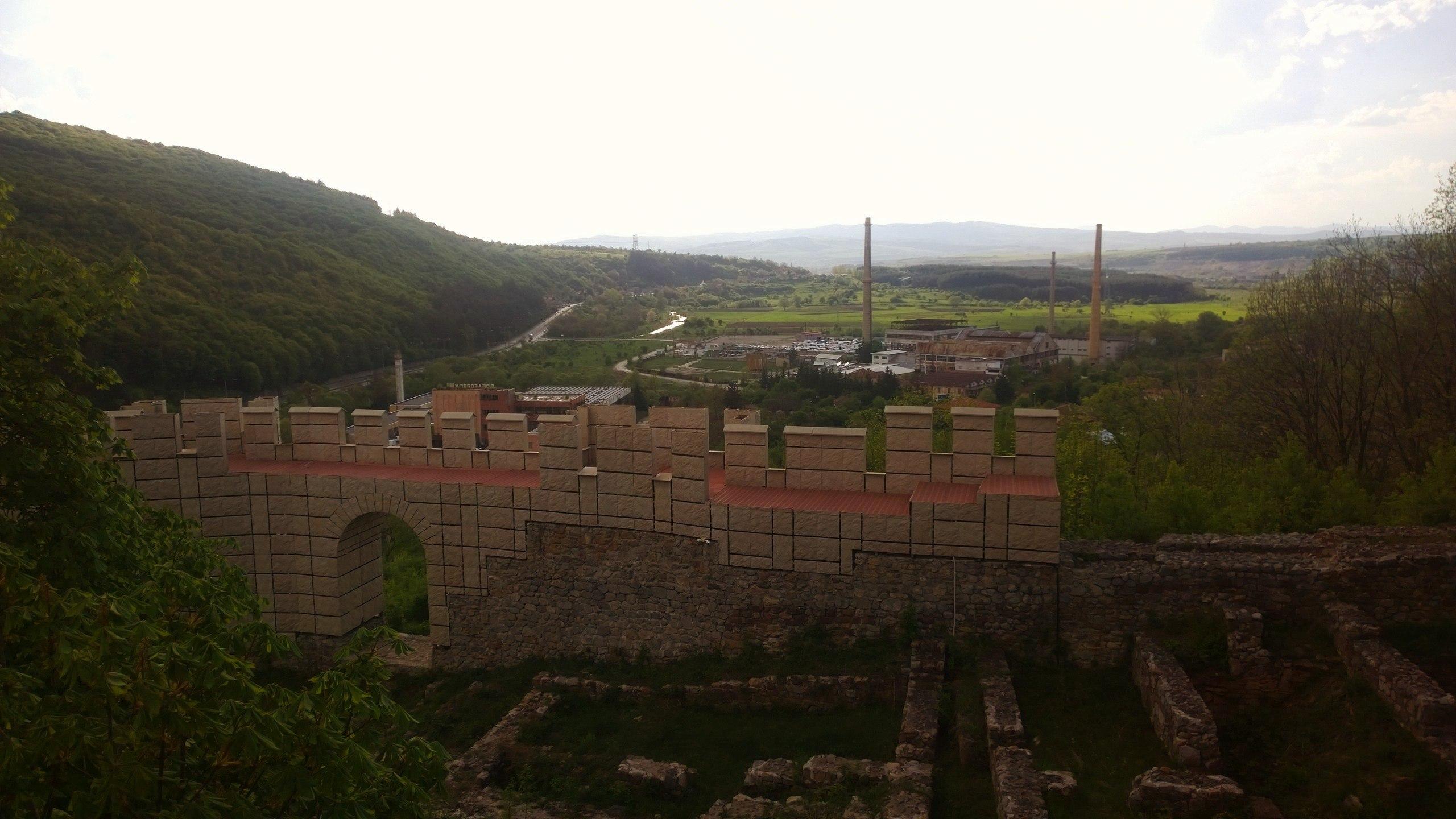 Путешествие в Болгарию. Крепость Кракра - кровавая история и восхитительные виды