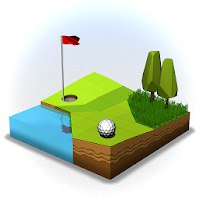 OK Golf [Мод: много денег]